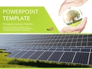 태양열 에너지 (환경) PPT 표지