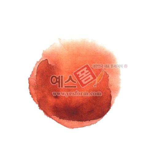미리보기: 칼라번짐65 - 손글씨 > 캘리그라피 > 붓터치