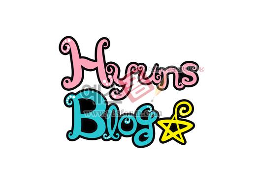 미리보기: Hyuns Blog - 손글씨 > POP > 기타