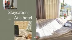 호텔 호캉스 (Staycation) 파워포인트 PPT