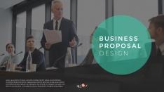 사업 제안서 (Business proposal) ppt 템플릿