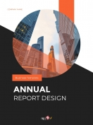 연간 보고서 business 디자인 PPT template