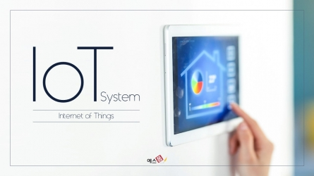 IoT (Internet of Things) PPT 템플릿